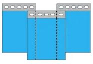 Калькулятор ПВХ завес, рассчитать стоимость ПВХ завесы